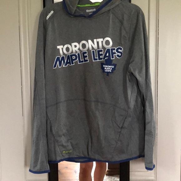 newest 328fb f592a Toronto Maple Leafs Reebok Hoodie